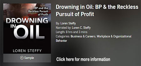 BP and the reckless pursuit of profit.