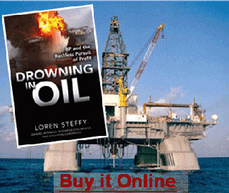Drowning in Oil Book, Deepwater Horizon sage
