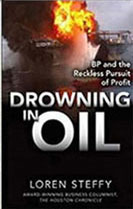 Good Nonfiction Book, Drowning in Oil